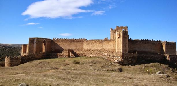 Castillo de San Martín de Montalban